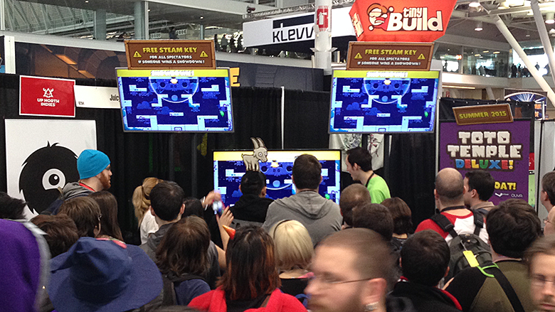 Giving away $17,000 worth of Toto Temple Deluxe at PAX East