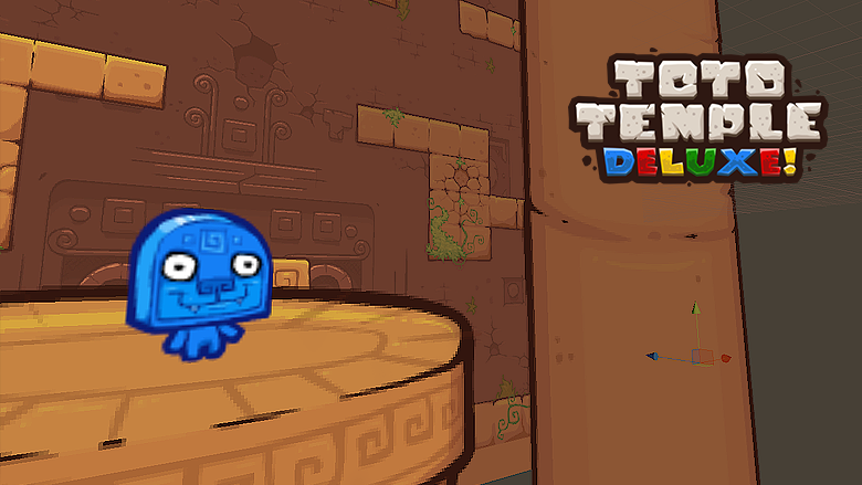 The Making of Toto Temple Deluxe: Platforming (Part 2)