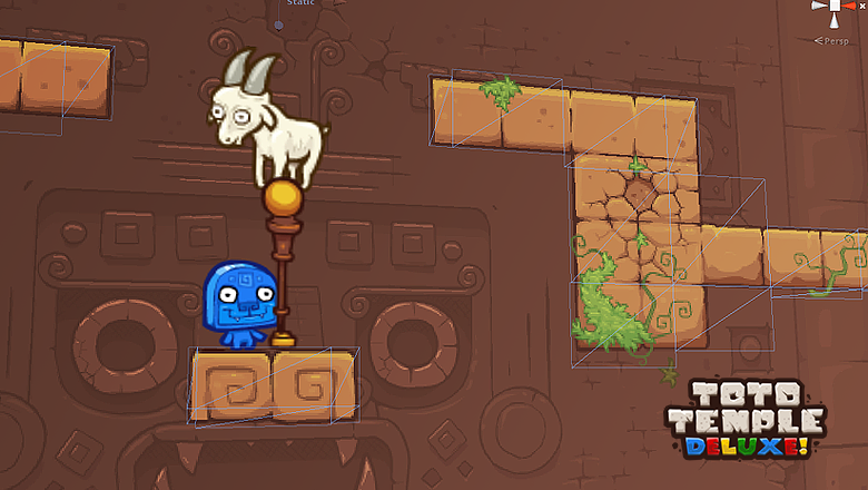 The Making of Toto Temple Deluxe: Platforming (Part 1)