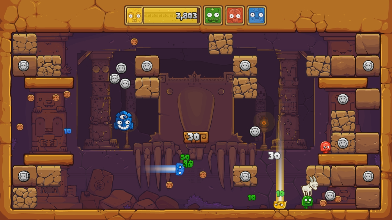 Toto Temple Deluxe: Sacrificing fun to remove the no-fun