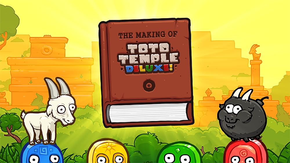 The (Whole) Making of Toto Temple Deluxe
